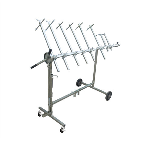 Large Rotation Panel Stand